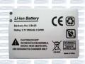Bateria 3,7 Volts x 550 mAh - para Telefone sem fio Intelbrás - TS-8120/TS8520