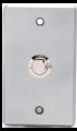 Botão de Saída Inox com Moldura - Automatiza